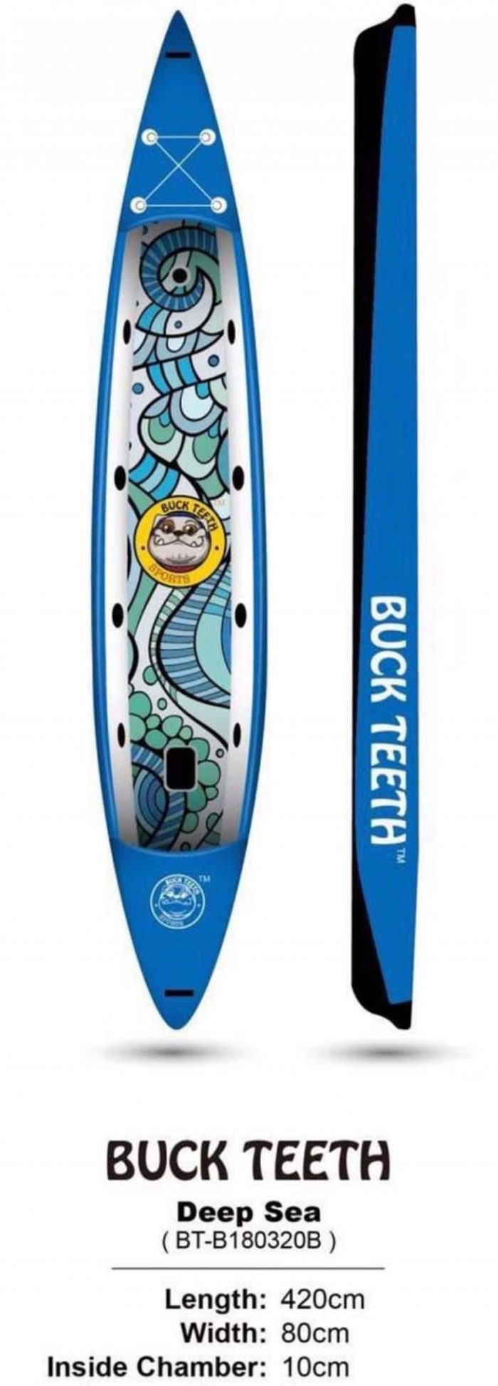 Deep Sea Stand up Paddle Board