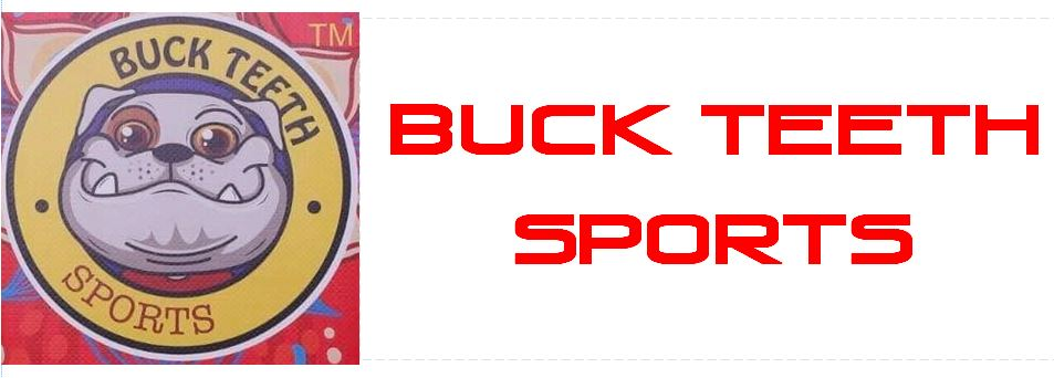 Buck Teeth Sports Logo