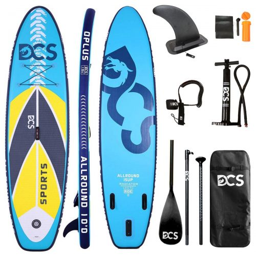 DCS Range of Stand Up Paddleboards