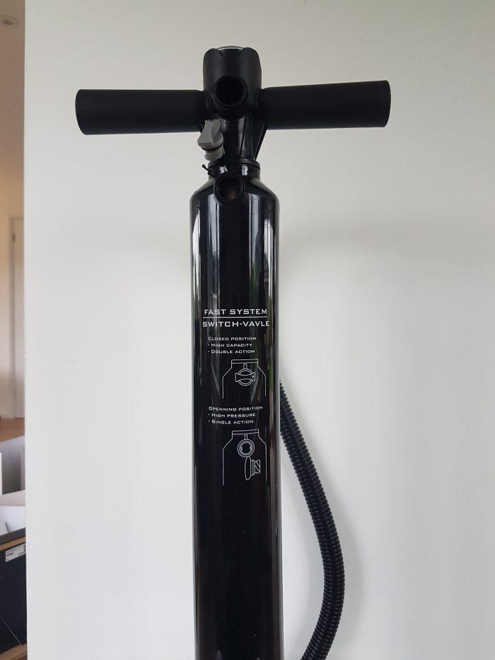DCS Bravo valve pump